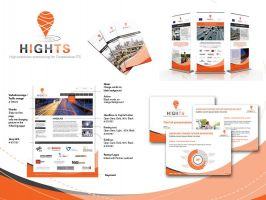Logo, Flyer, Roll Up, PowerPoint, Webdesign